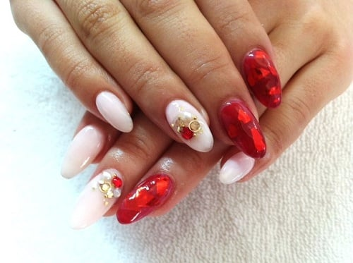 acrylic sculptured nail | Yelp