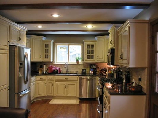 Manufactured Countertops : Kitchen Remodel: Cabinets, Granite Countertops, Flooring, Appliances ...