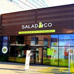 Salad & Co, Villeneuve d'Ascq, Nord