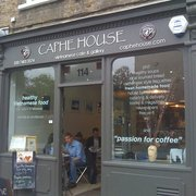 Caphe House, London