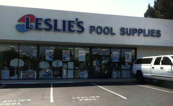 Leslie s swimming pool supplies la mesa la mesa ca yelp - Swimming pool chemicals suppliers ...