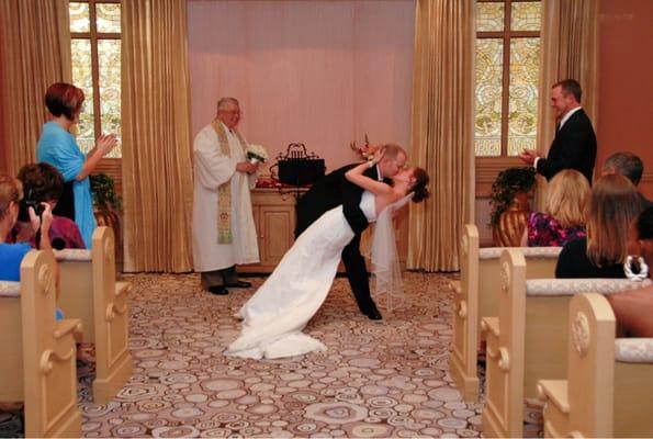 Our Wedding At The Bellagio Wedding Chapel 9 11 10