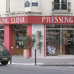Liana Pressing, Paris