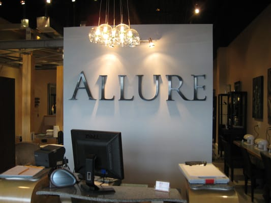 Allure nail spa hair studio nail salons akron oh yelp for Allure hair salon