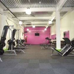Extensive Free Weights Area