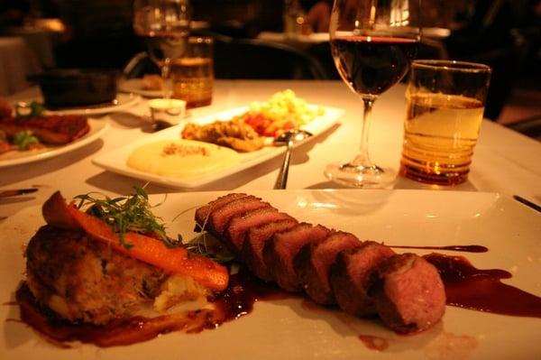 Le Club Chasse Et Peche Restaurant - Montreal, QC, Canada ...