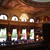 Inside old joint stock