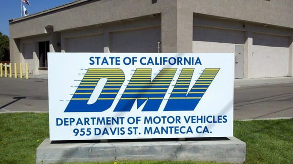 Department of motor vehicles manteca office yelp for Motor vehicle department il