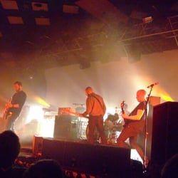 Mogwai at the Barras, December 2011