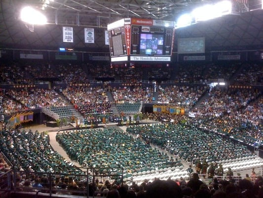 Stan Sheriff Center   Stadiums & Arenas   Honolulu, HI   Yelp