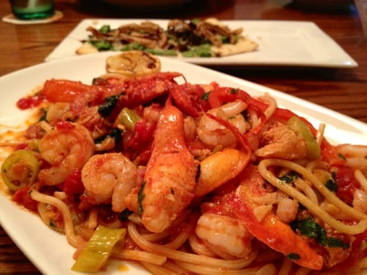 New Spicy Shrimp And Lobster Siciliano Yelp