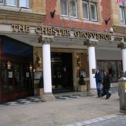Chester Grosvenor and Spa, Chester, UK