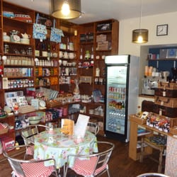 Food Glorious Food Tea Room and Hampers, Berwick-upon-Tweed, Northumberland