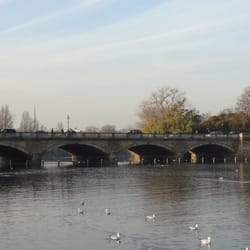 Serpentine Bridge