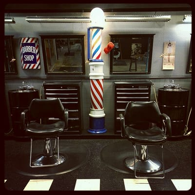 All American Deluxe Barber Shop - Barbers - Yelp