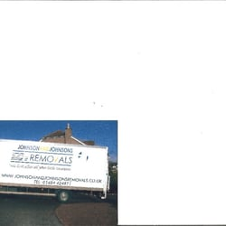 Johnson And Johnsons Removals, Huddersfield, West Yorkshire