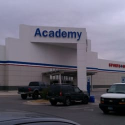 Academy Sports + Outdoors - San Antonio, TX At Academy Sports + Outdoors, our Mission is to make it easier for everyone to enjoy more sports and outdoors. Academy is an Equal Opportunity Employer and does.