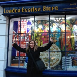 Beatles Store London, London