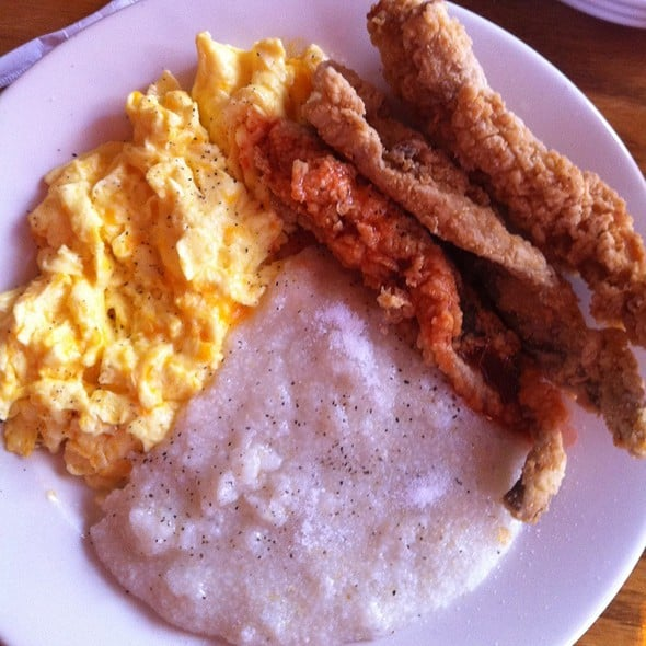 Tanty 39 s fish grits eggs saturday sunday yelp for Fish and grits