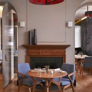 Viajante Restaurant - Private dining