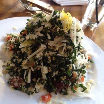 La Grande Orange Cafe Kale And Quinoa Salad
