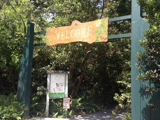 Secret Woods Nature Center Fort Lauderdale