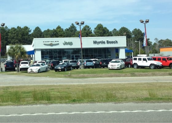 myrtle beach chrysler jeep myrtle beach sc united states yelp. Cars Review. Best American Auto & Cars Review