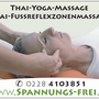 Zertifizierte Traditionelle Thai Yoga Massage