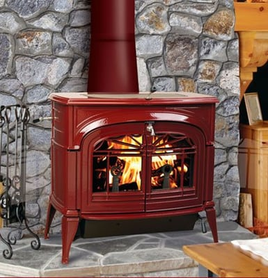 Vermont Castings Encore Wood Burning Stove | Yelp