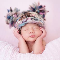 Award winning newborn photography London