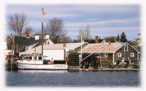 Sanders lobster company seafood markets portsmouth nh for Fish market portsmouth nh