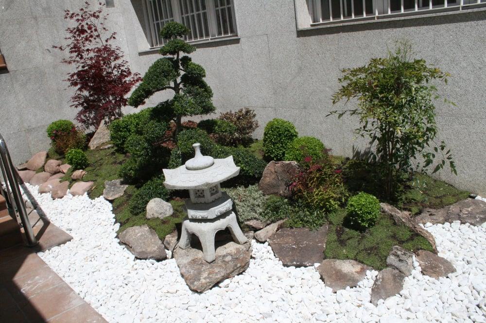 Jardins japoneses imagens v rias id ias de - Jardines japoneses zen ...