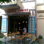 China Imbiss, Berlin, Germany