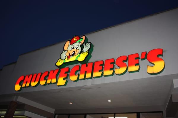 15 reviews of Chuck E. Cheese's