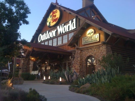 Bass pro shop san antonio tx united states yelp for Bass fishing in san antonio