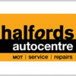 Halfords Autocentre, London
