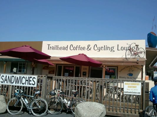 Trailhead Coffee & Cycling Lounge