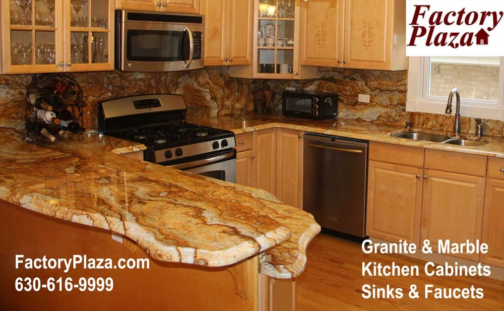 Stone Countertops Near Me : exotic granite countertops, Chicago Yelp