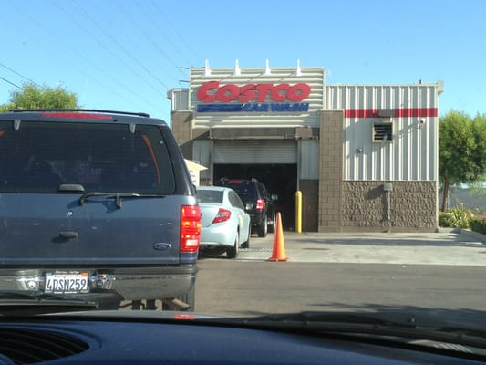 Drive Thru Car Wash Poway