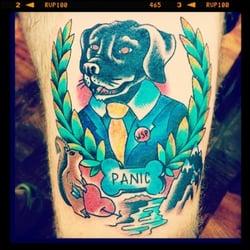 No regrets tattoo plaza district oklahoma city ok yelp for Tattoo oklahoma city ok