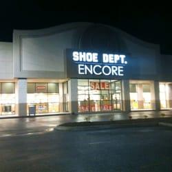 Muncie Mall Shoe Stores