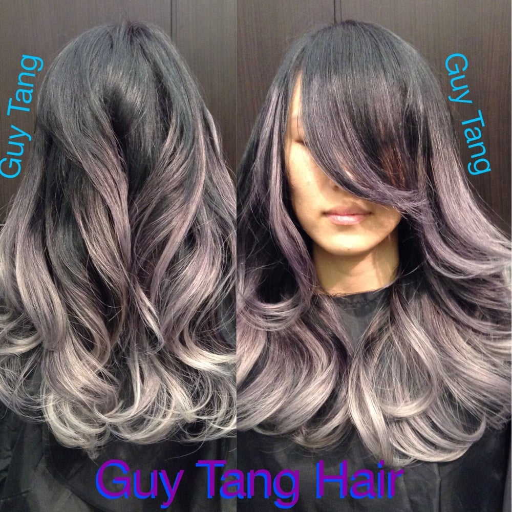 Silver Metallic Ombr 233 By Guy Tang Yelp