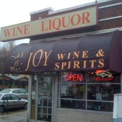 Joy Wine & Spirits logo
