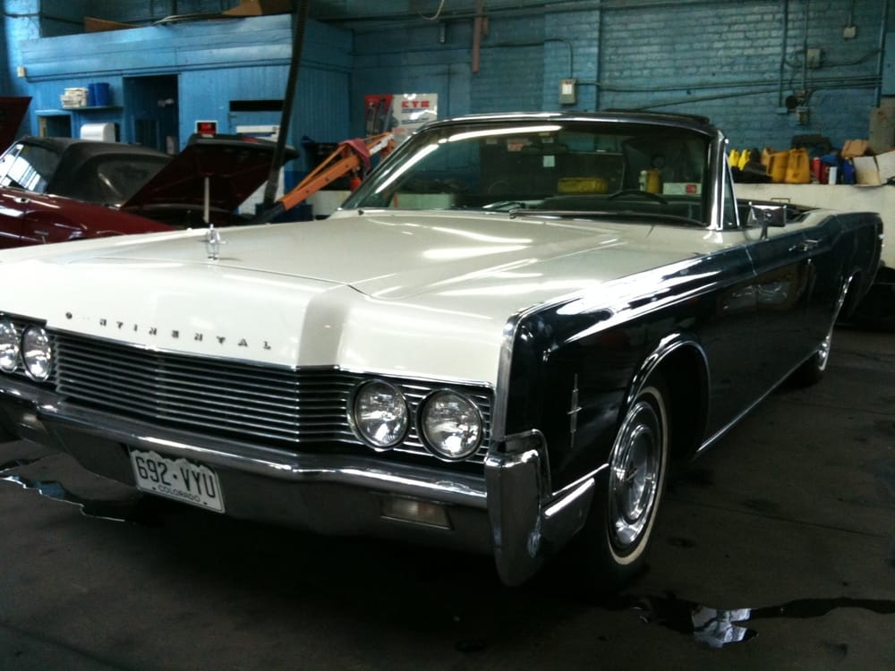 66' Lincoln Continental | Yelp