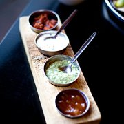 Homemade chutneys