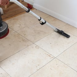 Hard floor cleaning