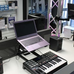Soundsavers, pro audio showroom