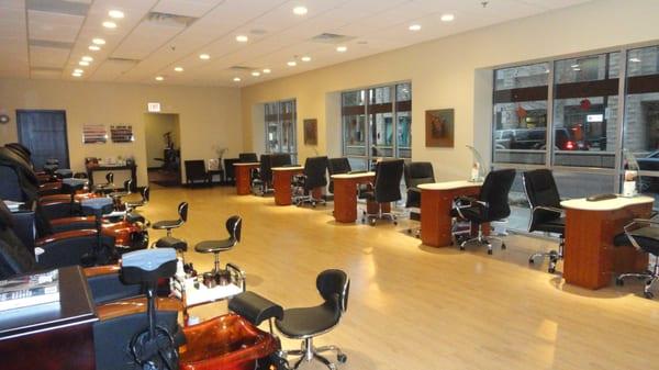Design For Pedicure And Manicure Rooms | Joy Studio Design Gallery ...