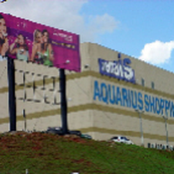 Aquarius Shopping, Marília - SP