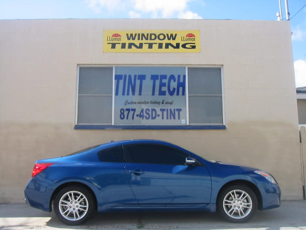 Pacific beach ca window tint shop car tinting limo for 2 window tint